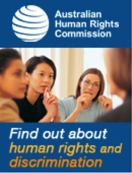Australian Human Rights Commission – Find out about human rights and discrimination