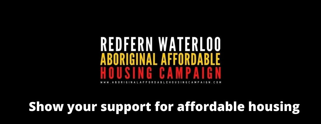 Show your support for affordable housing